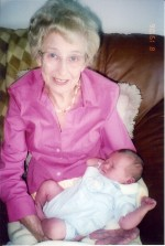 Great grandma and Benjamin