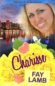 Charisse Cover Design FINAL FRONT