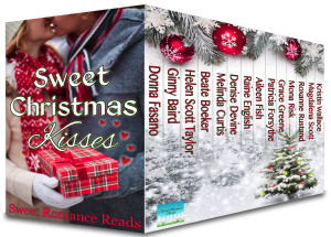 SWEET CHRISTMAS KISSES BOXED SET COVER