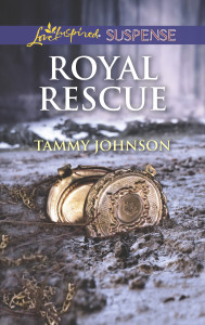 Royal Rescue Front cover