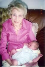Great grandma and Benjamin